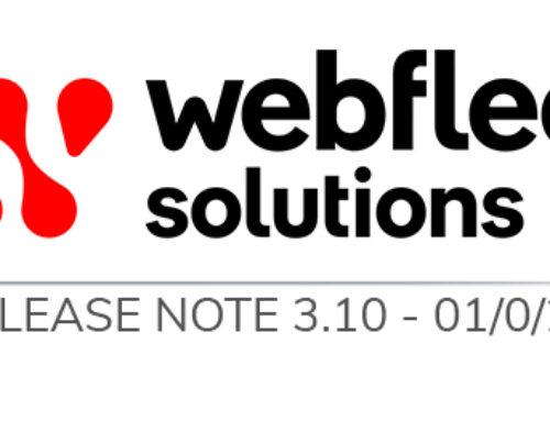 Webfleet News: WEBFLEET 3.10 – Nieuwe ondersteuning voor elektrische voertuigen en verbeteringen