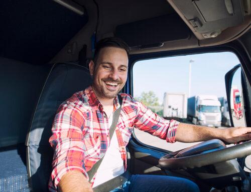 TRANSPORT SPECIAL: Oplossingen om uw bestuurders tevreden te houden