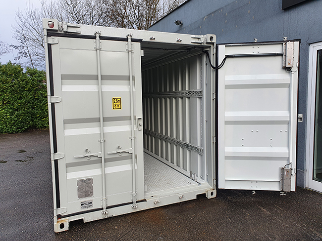 ARC Container Lock by M-Protect LimoLock