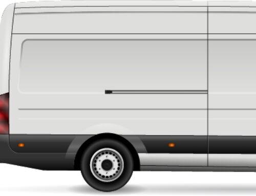 Praktijkvoorbeeld – Beveiliging bestelwagen courrierdienst